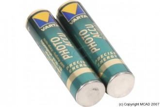 Pile rechargeable 1000mAh - Devis sur Techni-Contact.com - 1
