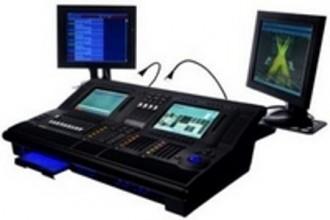 Pilotage Consoles pour projecteurs asservis MARTIN MAXXYZ - Devis sur Techni-Contact.com - 1