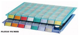Pilulier plumier - Devis sur Techni-Contact.com - 4