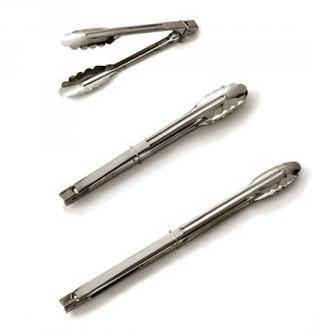 Pince de cuisine en acier inoxydable - Devis sur Techni-Contact.com - 1