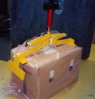 Pince de levage cartons - Devis sur Techni-Contact.com - 2