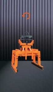 Pince mécanique à paquets matériaux - Devis sur Techni-Contact.com - 1