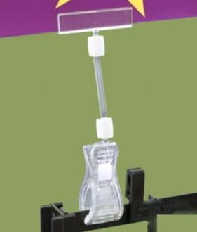 Pince porte étiquette double - Devis sur Techni-Contact.com - 4