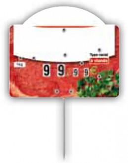 Pique prix boucherie - Devis sur Techni-Contact.com - 1