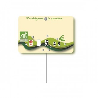 Pique prix boucherie bio - Devis sur Techni-Contact.com - 4