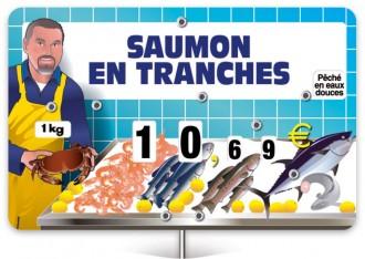 Pique prix poissonnerie - Devis sur Techni-Contact.com - 1