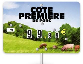 Pique prix porc - Devis sur Techni-Contact.com - 2