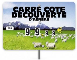 Pique prix viande - Devis sur Techni-Contact.com - 1