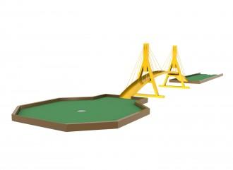 Pistes Mini Golf intérieur et extérieur - Devis sur Techni-Contact.com - 4