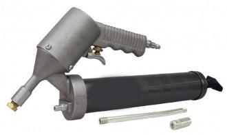 Pistolet à graisse pneumatique - Devis sur Techni-Contact.com - 1