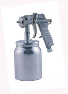 Pistolet peinture Inférieur 1000 ml - Devis sur Techni-Contact.com - 1