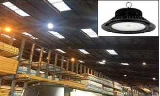 Plafonnier haute puissance LED - Devis sur Techni-Contact.com - 1