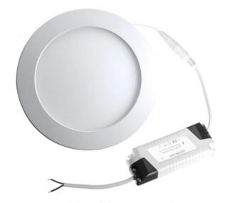 Plafonnier LED extra plat rond 12 Watts - Devis sur Techni-Contact.com - 2