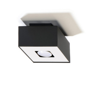 Plafonnier Mono 1 SOLLUX - Devis sur Techni-Contact.com - 1