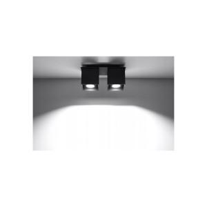 Plafonnier Quad 2 SOLLUX - Devis sur Techni-Contact.com - 2