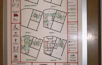 Plan d'évacuation - Devis sur Techni-Contact.com - 3