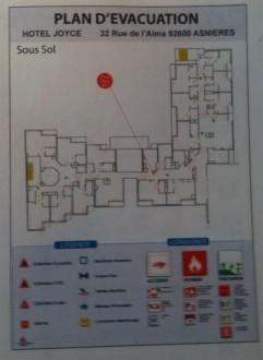 Plan d'évacuation incendie - Devis sur Techni-Contact.com - 3