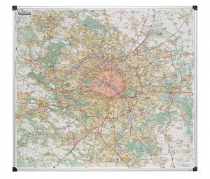 Plan de Paris et sa banlieue Michelin - Devis sur Techni-Contact.com - 1