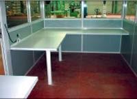 Plan de travail pour cabine d'atelier - Devis sur Techni-Contact.com - 1