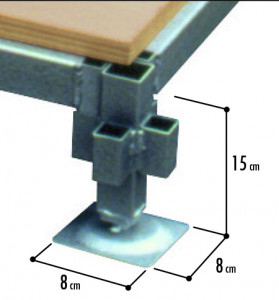 Plancher de bal modulable - Devis sur Techni-Contact.com - 3