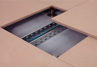 Plancher surélevé technique bureaux commerces - Devis sur Techni-Contact.com - 2