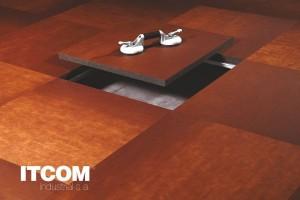 Dalles Plancher sol technique surélevé  - Devis sur Techni-Contact.com - 6