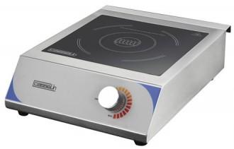 Plaque à induction en acier inoxydable - Devis sur Techni-Contact.com - 1