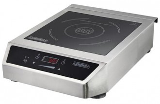 Plaque à induction en acier inoxydable - Devis sur Techni-Contact.com - 4