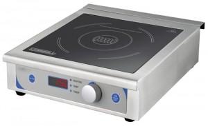 Plaque à induction en inox - Devis sur Techni-Contact.com - 1