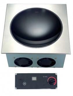Plaque à induction WOK - Devis sur Techni-Contact.com - 1