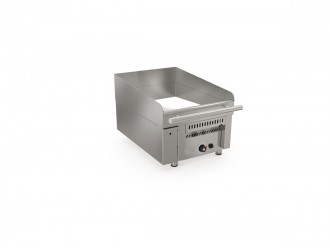 Plaque à snacker à gaz en acier inox - Devis sur Techni-Contact.com - 1
