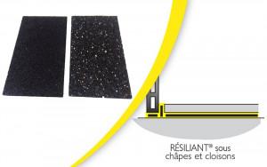 Plaque antivibratoire recyclable - Devis sur Techni-Contact.com - 2
