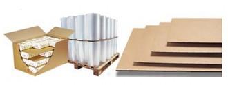 Plaque carton simple cannelure - Devis sur Techni-Contact.com - 1