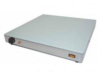 Plaque chauffante en verre blanc - Devis sur Techni-Contact.com - 1