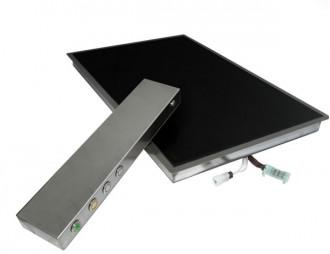 Plaque chauffante vitrocéramique - Devis sur Techni-Contact.com - 1