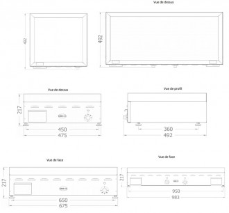 Plaque chrome électrique - Devis sur Techni-Contact.com - 4