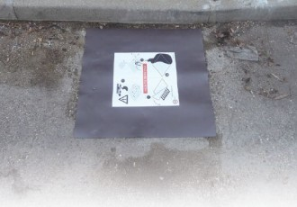 Plaque d'obturation magnétique - Devis sur Techni-Contact.com - 2