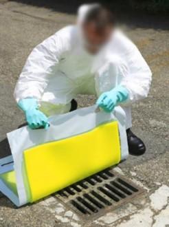 Plaque d'obturation pour bouche d'égout - Devis sur Techni-Contact.com - 1