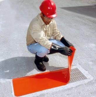 Plaque d'obturation rectangulaire - Devis sur Techni-Contact.com - 1
