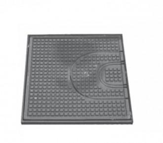 Plaque de recouvrement bassin C 250 - Devis sur Techni-Contact.com - 3
