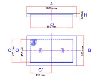 Plaque de recouvrement pour ville C 250 - Devis sur Techni-Contact.com - 2