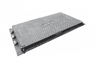 Plaque de recouvrement rectangulaire articulé D 400 - Devis sur Techni-Contact.com - 3