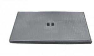Plaque de recouvrement voirie anti glissante C 250 - Devis sur Techni-Contact.com - 1