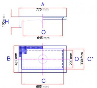 Plaque de recouvrement voiries C 250 - Devis sur Techni-Contact.com - 2