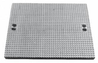 Plaque en fonte caniveau D 400 - Devis sur Techni-Contact.com - 1