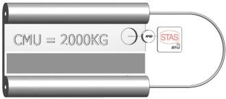 Plaque identification aluminium - Devis sur Techni-Contact.com - 1