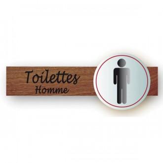 Plaque identification bois tous commerces - Devis sur Techni-Contact.com - 4