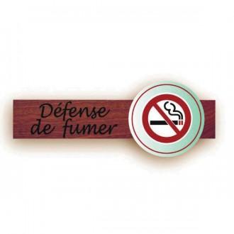 Plaque identification bois tous commerces - Devis sur Techni-Contact.com - 7