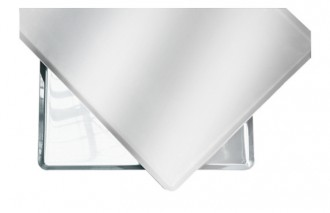 Plaque pâtissière en tôle aluminium - Devis sur Techni-Contact.com - 1