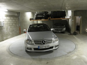 Plaque tournante pour garage - Devis sur Techni-Contact.com - 2